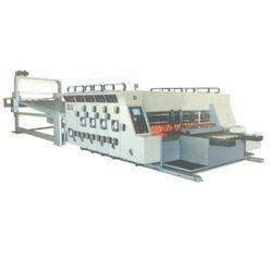 Kick Feeding 1/2/3/4 Colour Printer (Slotter or Die Cutter)