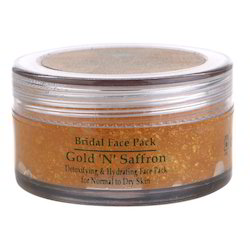 Gold N Safron Bridal Face Wash