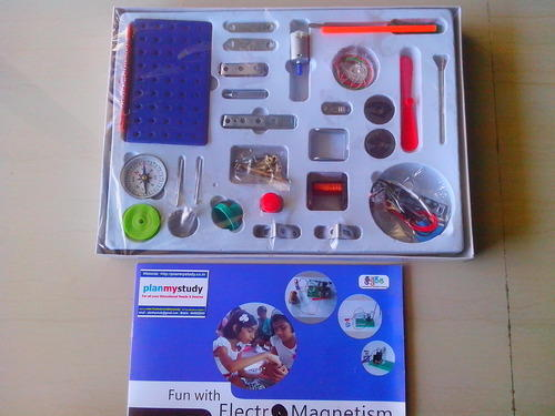 Diy project kits electromagnetism learn with fun science electromagnetism learn with fun science learning project get best quote solutioingenieria Gallery