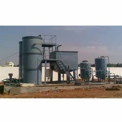 MBBR Modular STP Plant