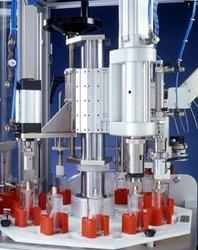 Automatic Perfume Filling Machine
