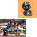Spiral Bevel Gear for Automotive Industry