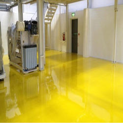 Epoxy Surface Coating