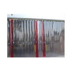 Industrial PVC Curtains for Pharma Industries