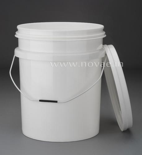 Containers Agri Plastic Bucket Manufacturer From Rajkot