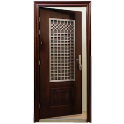 Double Door Safety Door