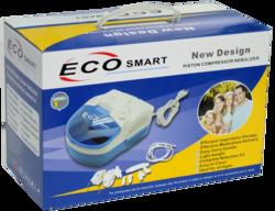 Smart Care Nebulizer Piston Compressor Eco Smart