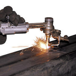 Handy Auto Motorized Oxy-Fuel Cutting Torch