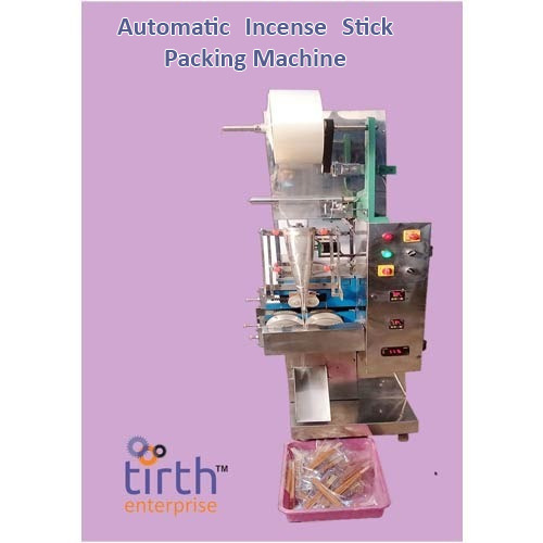 Automatic Incense Stick Packing Machine