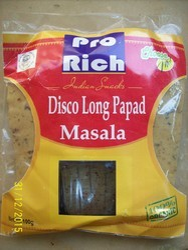 Disco Long Masala Papad