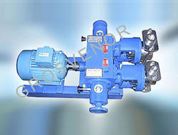 Double Head Plunger Dosing Pumps