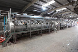 Textile Dyeing Industry