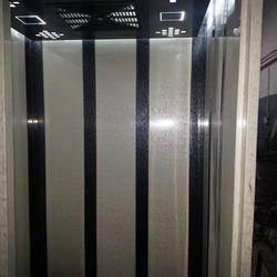 Lift Cabin in PVC Laminated sheet