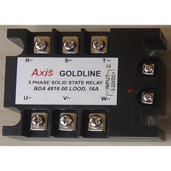 Axis 3 Phase 16 A Solid State Relay