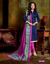 Banglori Silk Suit