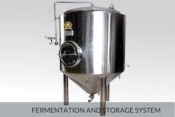 Fermentation and Storage System