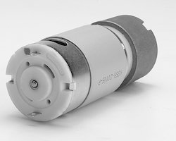 Permanent Magnet Geared Brushed DC Motor