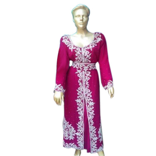 Fancy Jacket Kaftan