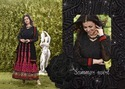 Designer Black Anarkali Suits