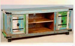 Rustic TV Cabinet