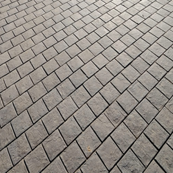 Rough Matte Finish Paver Block