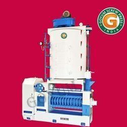High Capacity Vegetable Seed Oil Expeller