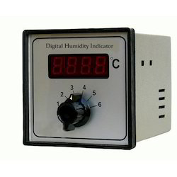 Digital Humidity Indicator