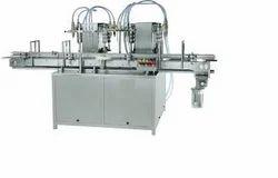 Fully Automatic Eight Head Liquid Filling Machine