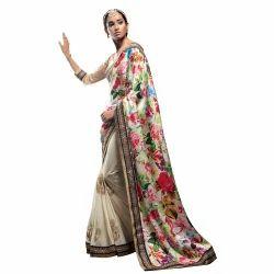Women Indian Designer Saree