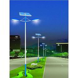 solar street light pole solar street lighting system manufacturer