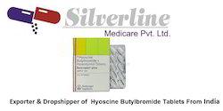 Hyoscine Butylbromide Tablets