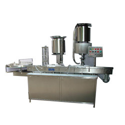 Monoblock Filling Capping Machine