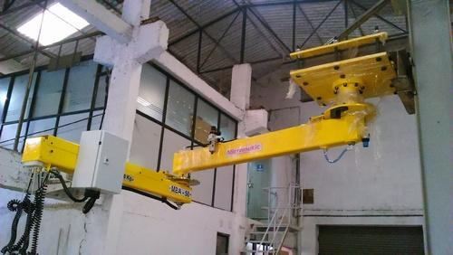 Jib Cranes Column Mounted Slewing Jib Crane Manufacturer