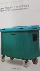 PVC Waste Bin