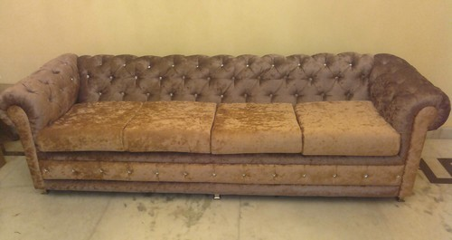 Chesterfield Sofa & High Back Sofa Chairs Manufacturer from Noida