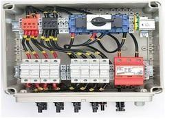 Photovoltaic Solar Combiner Box