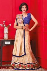 Fancy Hand Embroidered Saree