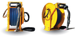 Argon Welding Cable Reel