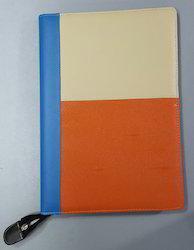 Faux Leather Document Folder
