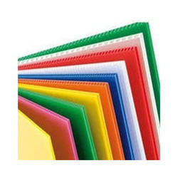 Sunpack PP Hollow Corrugated Sheet
