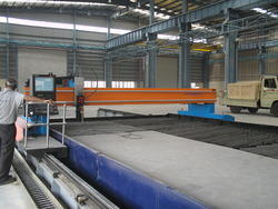 Burny Heavy Duty CNC Gas & Plasma Cutting Machine