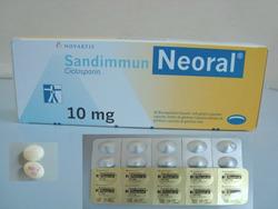 Neoral Drugs