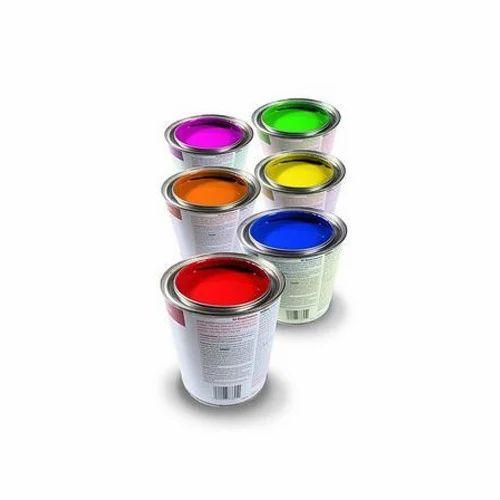 Epoxy Finish Paints