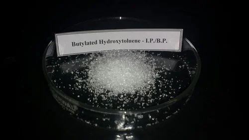 Butylated Hydroxy Toluene IP/BP