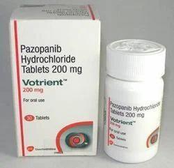 Votrient 100mg Tablets