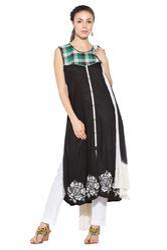 Designer Casual Party wear Printed Long Kurti Salwar Suit