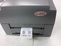 Barcode Printer Dispenser
