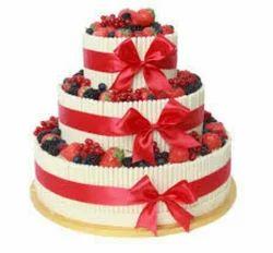 3 Layer Birthday Cake