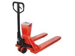 Hand Pallet Truck with Weigh Scale