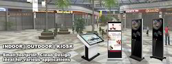 Interactive Display Stand